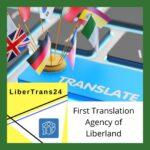 First Translation Agency of Liberland Libertrans 24