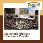 Посол Либерленда в Украине. Информация о Либерленде в Хорватском Парламенте